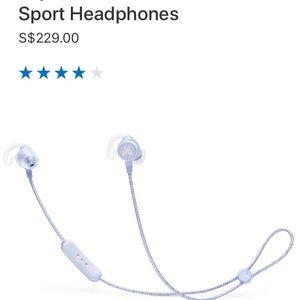 Jaybird Tarah Pro Wireless Sport Headphones purple